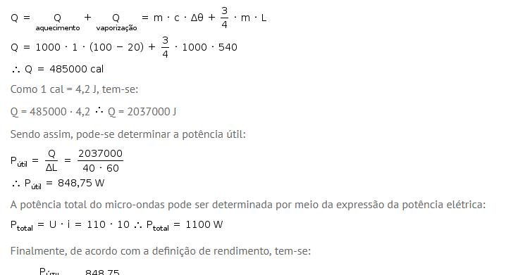 1 Lei da termodinamica exercicios resolvidos pdf