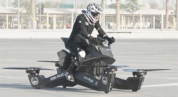 Motor Terbang Hoverbike S3 2019 Dipasarkan Terbatas