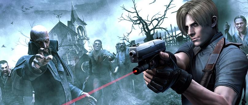 Game HD Resident Evil