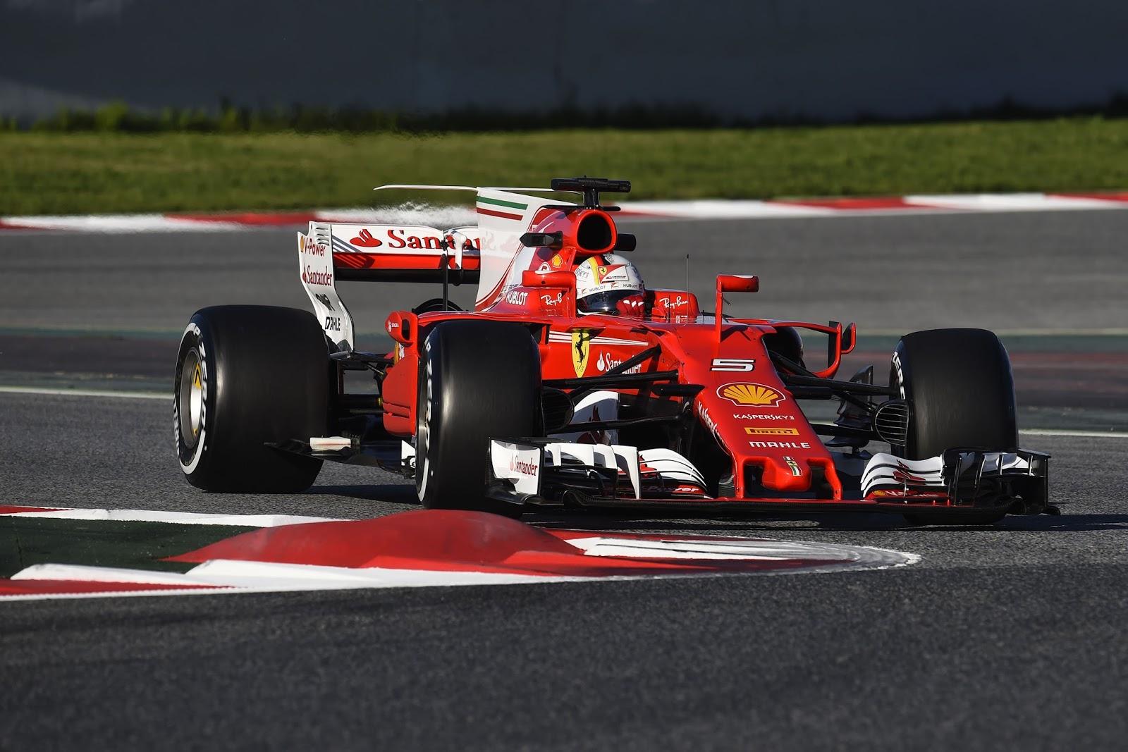 Fond d'écran ferrari F1 2017 - Fonds d'écran HD