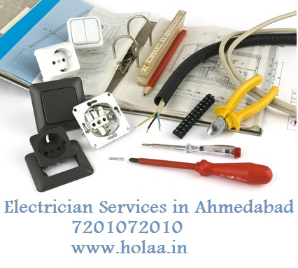 Electrician Services in Bopal
