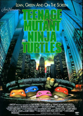 Teenage Mutant Ninja Turtles (1990) Movie Poster