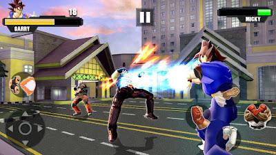 لعبة Super Power Warrior Fighting Legend Revenge Fight للأندرويد، لعبة Super Power Warrior Fighting Legend Revenge Fight مدفوعة للأندرويد