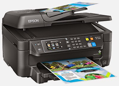 epson workforce wf 7620dtwf test