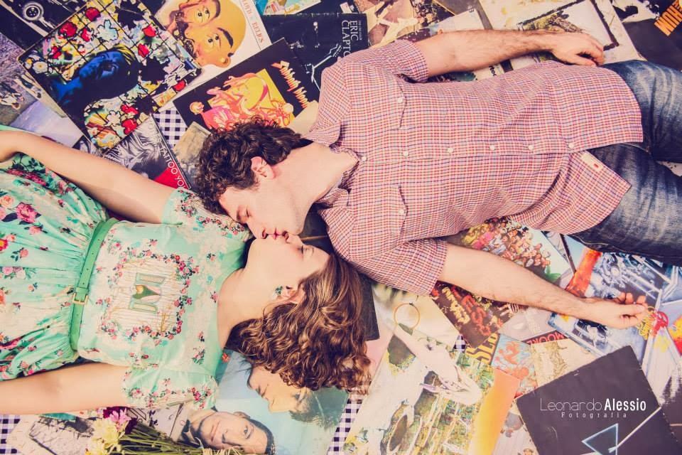 e-session - ensaio noivos - ensaio casal - engagement - antix - capas discos - ensaio vintage
