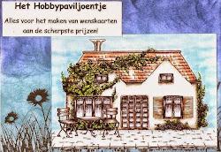Het Hobbypaviljoentje
