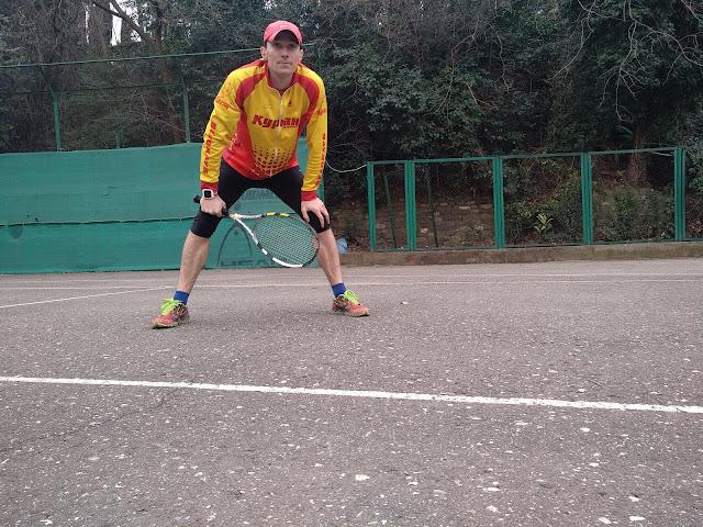 Большой теннис Сочи