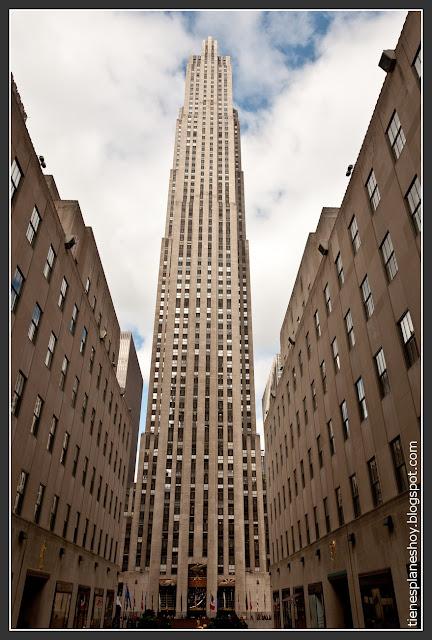 Edificio Rockefeller