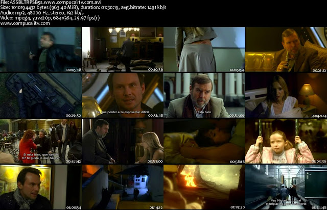 Assassins Bullet DVDRip Subtitulos Español Latino Descargar 2012