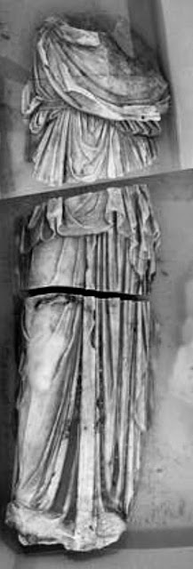 Αρχαίο άγαλμα ανακαλύφθηκε στο κόλπο της Νάπολης