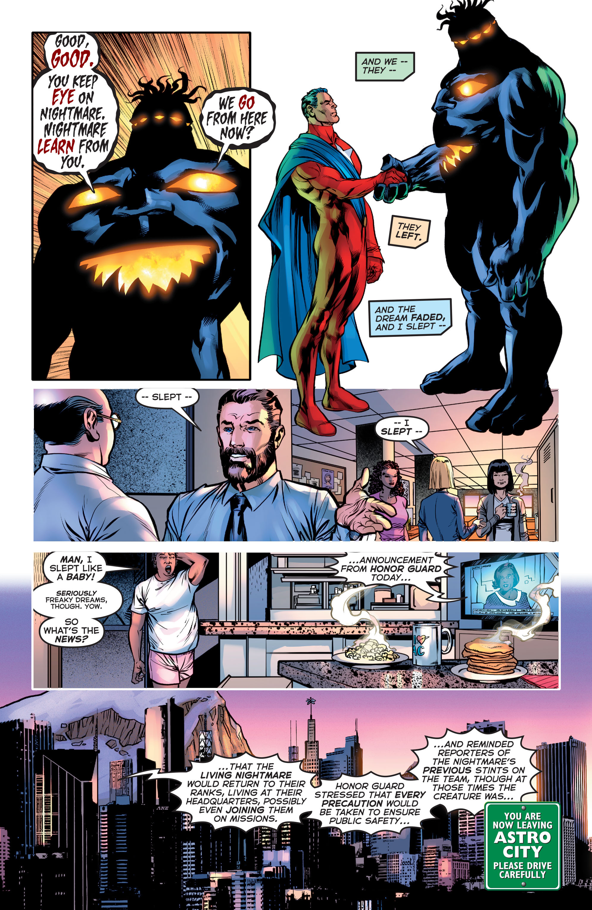 Read online Astro City comic -  Issue #31 - 25