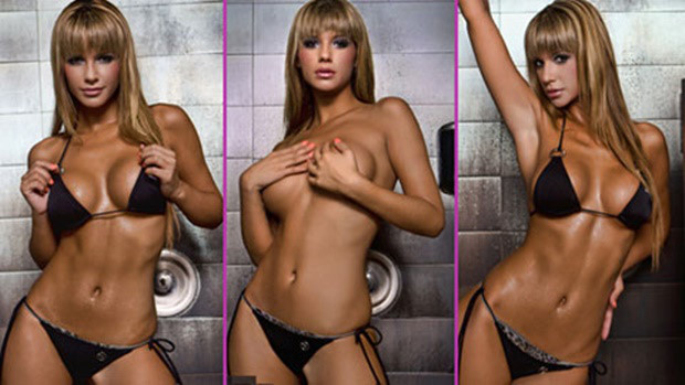 Hot girls Mary Anna sexy bra model from England 3