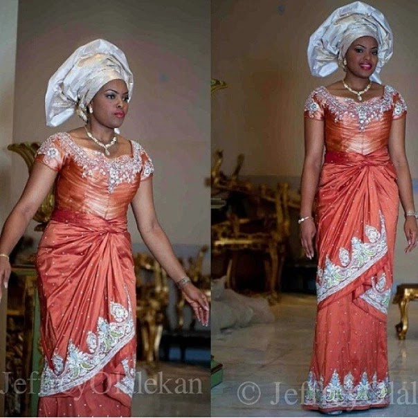 Wedding In Nigeria Traditional Dresses