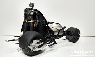 S.H.Figuarts Batpod The Dark Knight - Tamashii Nations