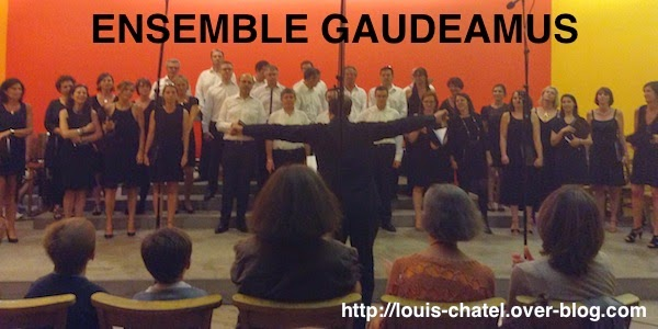 L'ensemble Gaudeamus