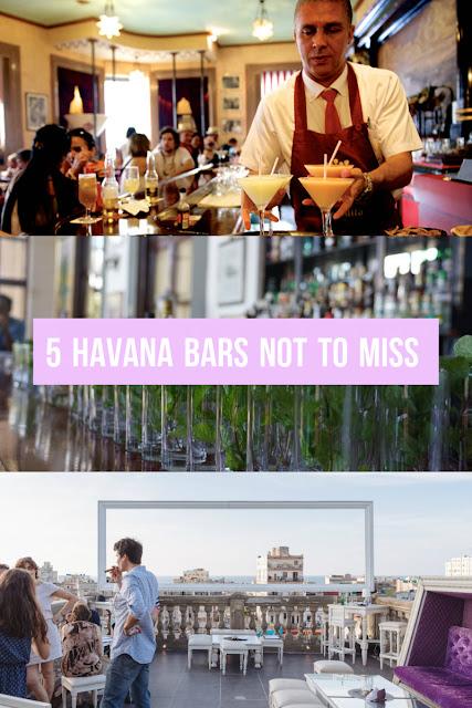 5 Havana Bars Not To Miss