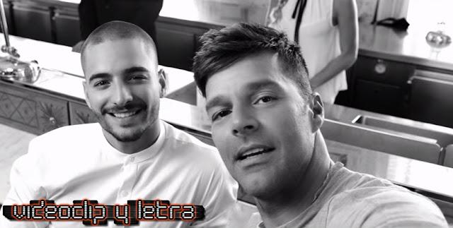 Ricky Martin feat Maluma - Vente pa' cá
