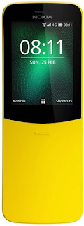 Nokia 8110 4G (Banana Phone) gets WhatsApp support in India