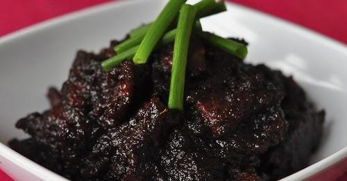 Resepi Daging Masak Hitam Ala Sarawak!!   Aneka Resepi Masakan 2018