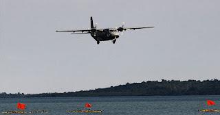 Pesawat Kargo Indonesia Hilang di Papua