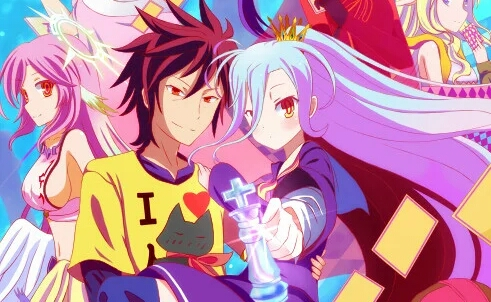 No Game, No Life Zero Anime Film's Release English-Subtitled Trailer.