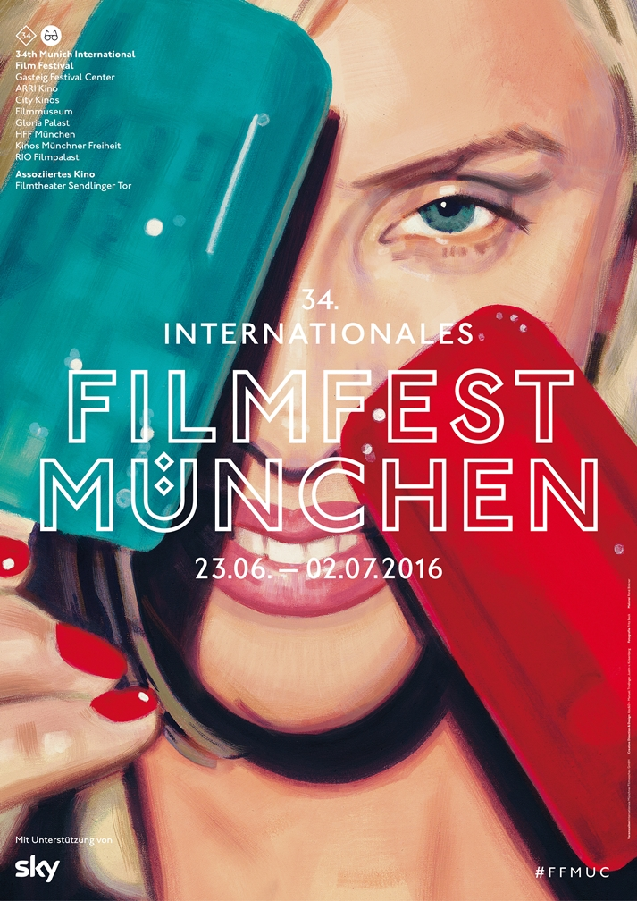 Múnich Film Festival Poster