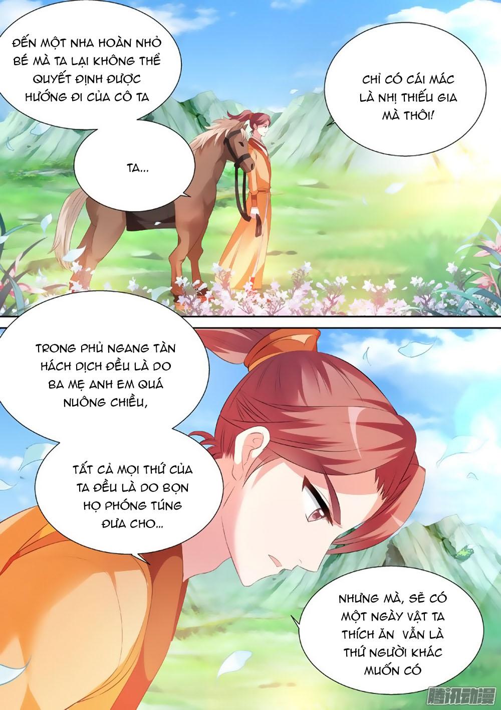 Hệ Thống Chế Tạo Nữ Thần chap 24 - Trang 5