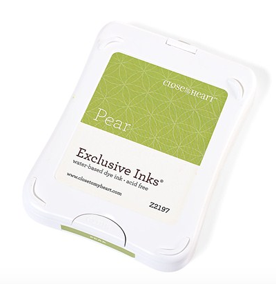 Pear Exclusive Inks™ Stamp Pad
