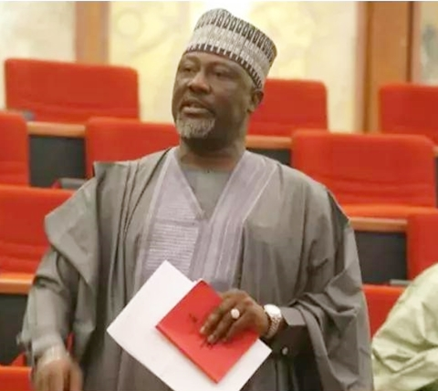 Senator Dino Melaye Writes IG Of Police, Gives Condition To Submit Self To Police