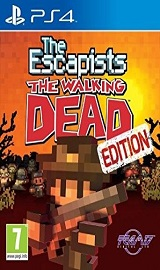 be2485af825f5e8d730bb8553651cb65c80a0ace - The Escapists The Walking Dead PS4-Playable