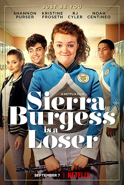 Sierra Burgess is a Loser 2018 Netflix movie poster