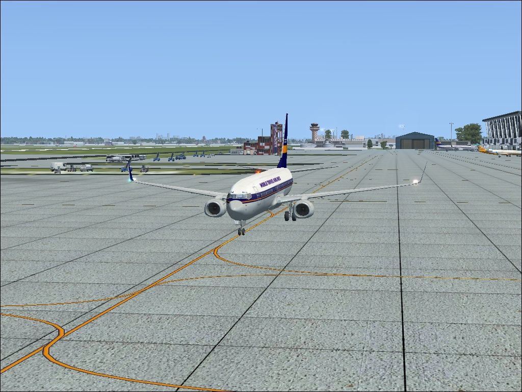 LOW FPS FSX's Free Softwares: CHENNAI INTERNATIONAL AIRPORT