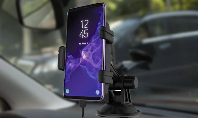 Cara Mengaktifkan Mode Berkendara di Samsung Galaxy S9 / Galaxy S9 +