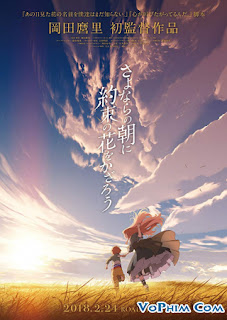 Phim Maquia: Chờ Ngày Lời Hứa Nở Hoa-Sayonara No Asa Ni Yakusoku No Hana Wo Kazarou (2018) [Full HD-VietSub]