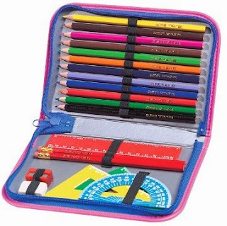 Personalised Zip Pencil Case