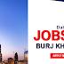 Employment Vacancies in Burj Khalifa Dubai
