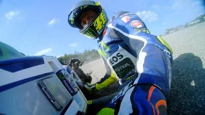 """MotoGP Jepang : Logis membuat kesalahan Rossi Malu Gagal Podium"""""""