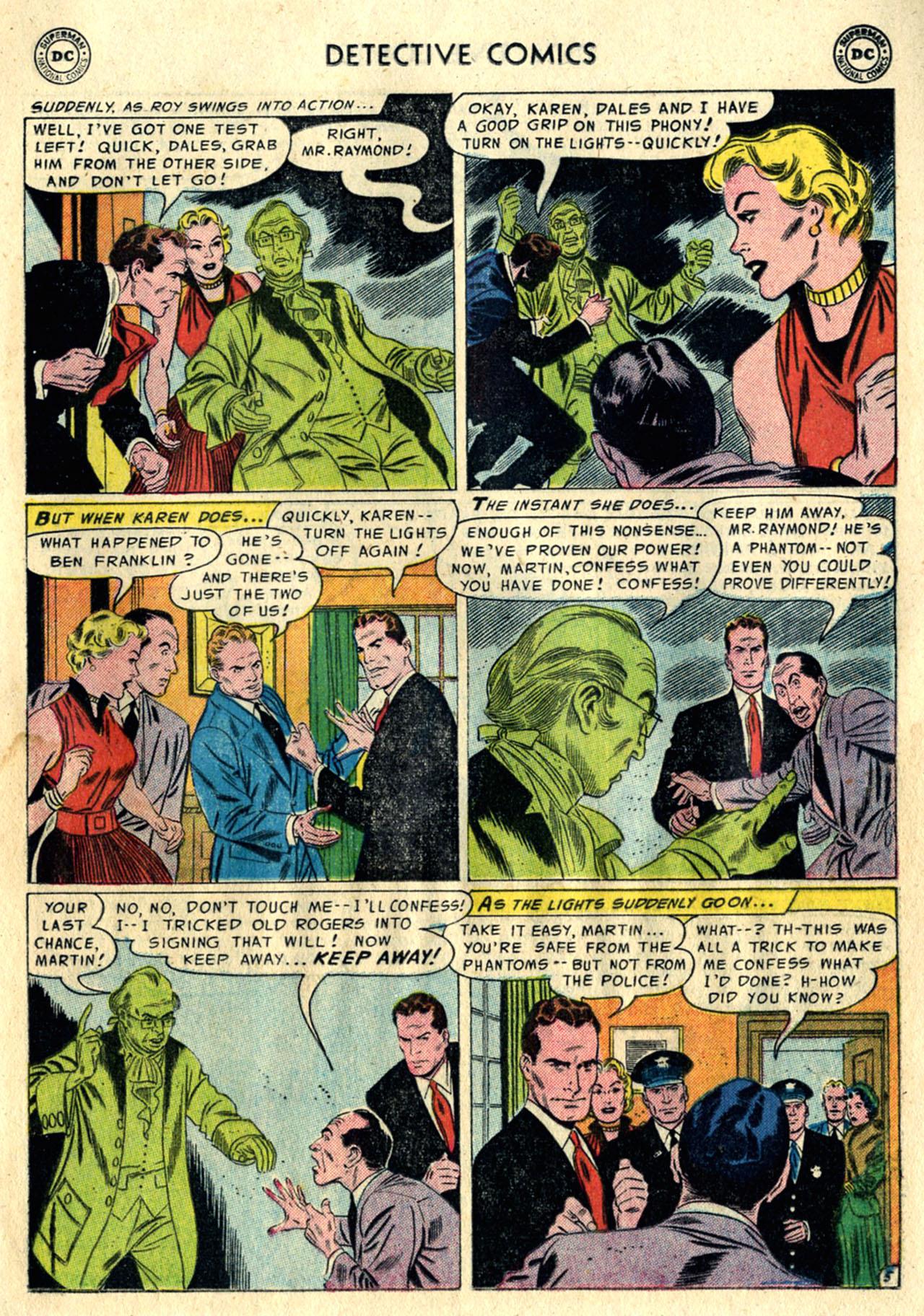 Detective Comics (1937) 225 Page 20