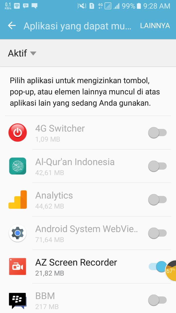 Cara Memperbaiki Hamparan Layar Terdeteksi Di Android