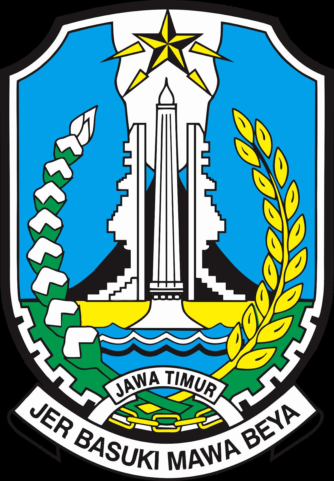 Logo Provinsi Jawa Timur PNG  Gambar PNG