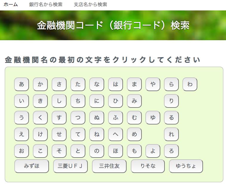三菱 ufj 銀行 金融 機関 コード