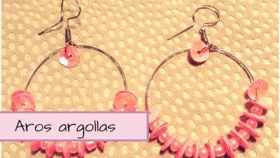 http://aramelaartesanias.blogspot.com.ar/2017/02/aros-argollas-con-lentejuelas-y-mostacillas.html