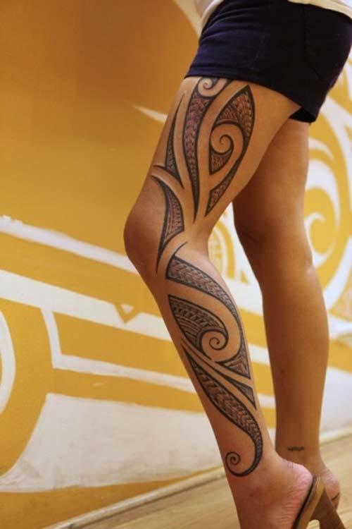 Un tatuaje delicioso y elegante