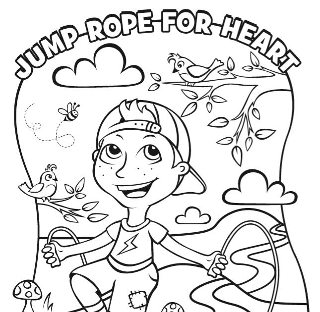 Little Jackrabbits: Jump Rope for Heart