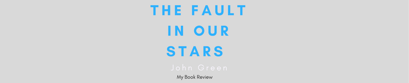 The Fault In Our Stars Banner