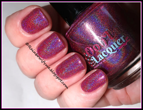 Ooh La Lacquer ~ Started from the Bottom