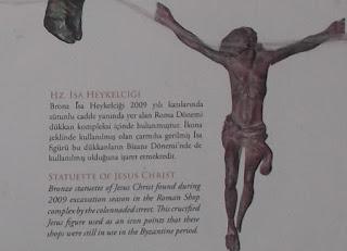 Hz. İsa Heykelciği