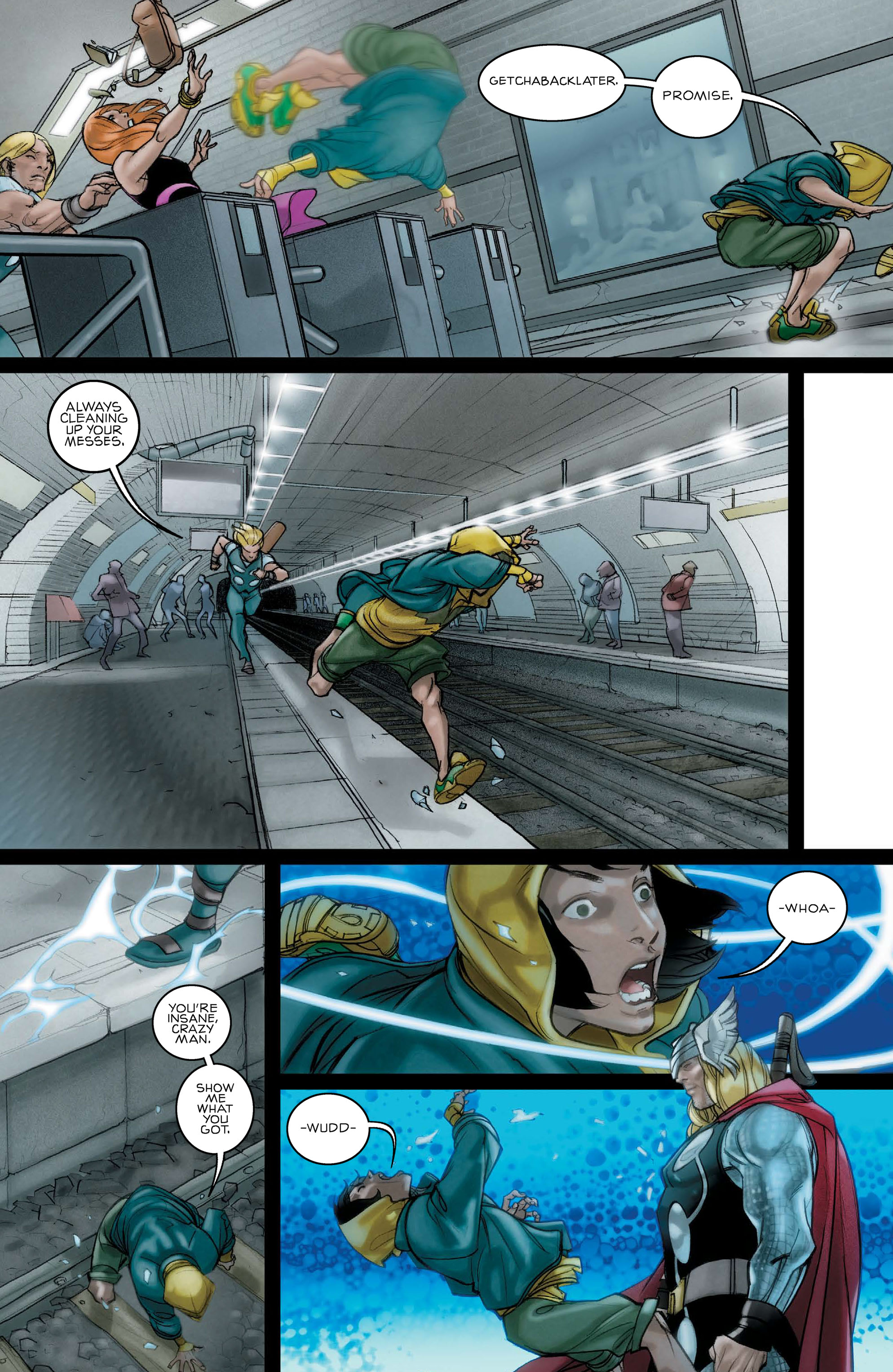 Thor (2007) Issue #617 #30 - English 13