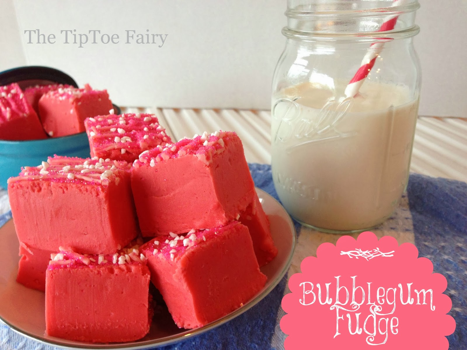 Bubblegum Fudge