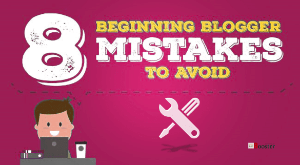 Blogging Mistakes To Avoid As A New Blogger